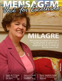 Revista Mensagem - Janeiro - 2008