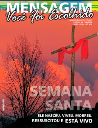 Revista Mensagem - Abril - 2008