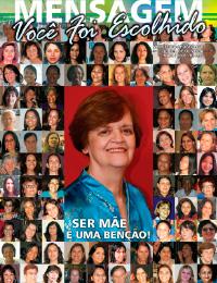 Revista Mensagem - Maio 2008