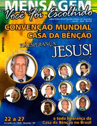 Revista Mensagem - Julho - 2008