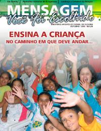 Revista Mensagem - Outubro - 2008