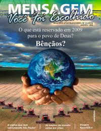 Revista Mensagem - Janeiro - 2009