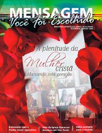 Revista Mensagem - Fevereiro - Março - 2009