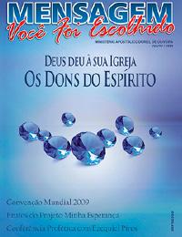 Revista Mensagem - Julho - 2009