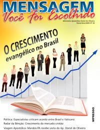 Revista Mensagem - Edição 28 - Novembro 2009