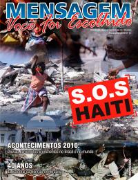 Revista Mensagem - Edição 31 - Fevereiro 2010