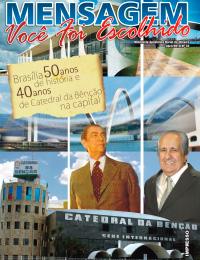 Revista Mensagem - Edição 33 - Abril 2010