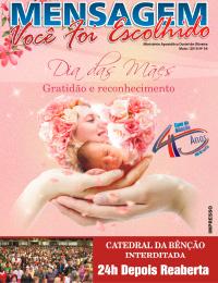Revista Mensagem - Edição 34 - Maio - 2010