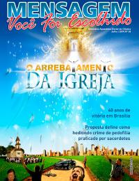 Revista Mensagem - Edição 36 -Julho 2010
