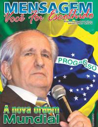 Revista Mensagem - Edição 36 - Setembro - Outubro 2010