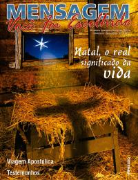 Revista Mensagem - Edição 37 - Novembro | Dezembro 2010