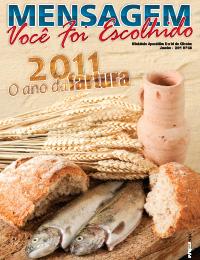 Revista Mensagem - Edição 38 - Janeiro 2011