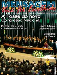 Revista Mensagem - Edição 39 - Fevereiro 2011