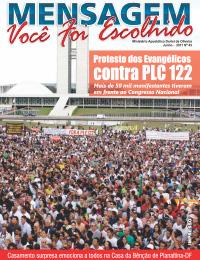 Revista Mensagem - Edição 43 - Junho 2011