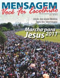 Revista Mensagem - Edição 44 -Julho 2011