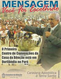 Revista Mensagem - Edição 46 - Outubro 2011