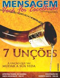 Revista Mensagem - Edição 47 - Novembro 2011