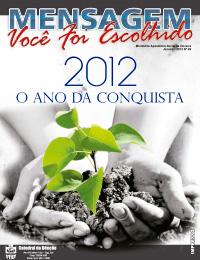 Revista Mensagem - Edição 59 - Janeiro 2012