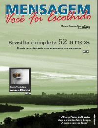 Revista Mensagem - Edição 52 - Abril 2012