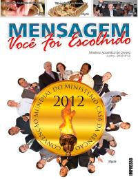 Revista Mensagem - Edição 53 - Junho 2012