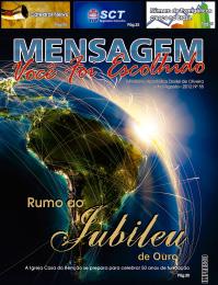 Revista Mensagem - Edição 55 - Julho | Agosto 2012