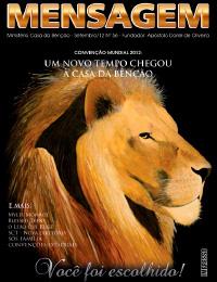 Revista Mensagem - Edição 56 - Setembro 2012