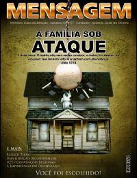 Revista Mensagem - Edição 57 - Outubro 2012