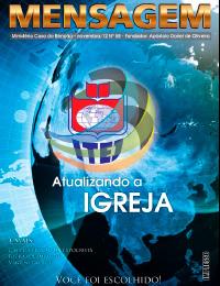 Revista Mensagem - Edição 59 - Novembro 2012