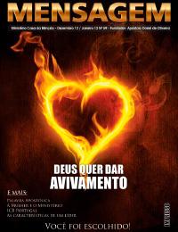 Revista Mensagem - Edição 59 - Dezembro 2012