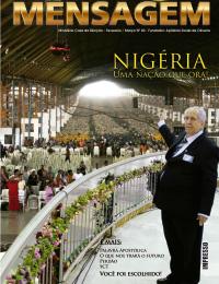 Revista Mensagem - Edição 60 - Fevereiro Março 2013