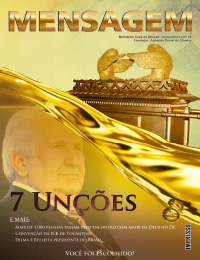 Revista Mensagem - Edição 72 - Novembro 2014