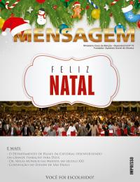 Revista Mensagem - Edição 73 - Dezembro 2014