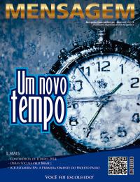 Revista Mensagem - Edição 74 - Janeiro 2015