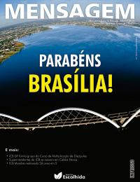 Revista Mensagem - Edição 76 - Abril 2015