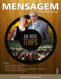 Revista Mensagem - Edição 79 - Setembro 2015