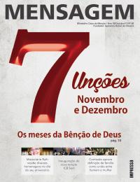 Revista Mensagem - Edição 80 - Outubro 2015