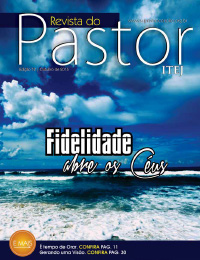 Revista do Pastor - Edição 12 - Outubro 2015