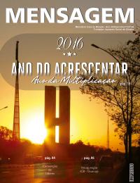 Revista Mensagem - Edição 82 - Dezembro 2015