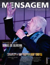 Revista Mensagem - Edição 85 - Janeiro 2017