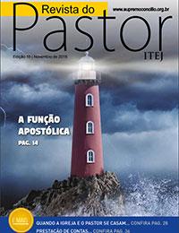 Revista do Pastor - Edição 19 - Novembro 2018