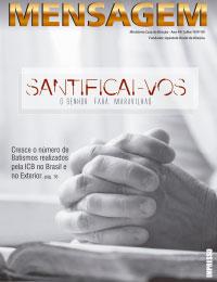 Revista Mensagem - Edição 88 - Julho 2018