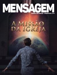 Revista Mensagem - Edição 91 - Novembro 2019