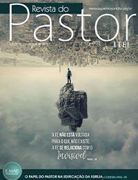 Revista do Pastor - Edição 22 - Novembro 2019