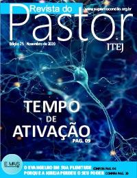 Revista do Pastor - Edição 25 - Novembro 2020